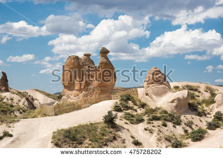 Camel Rock Stock Photos, Royalty.