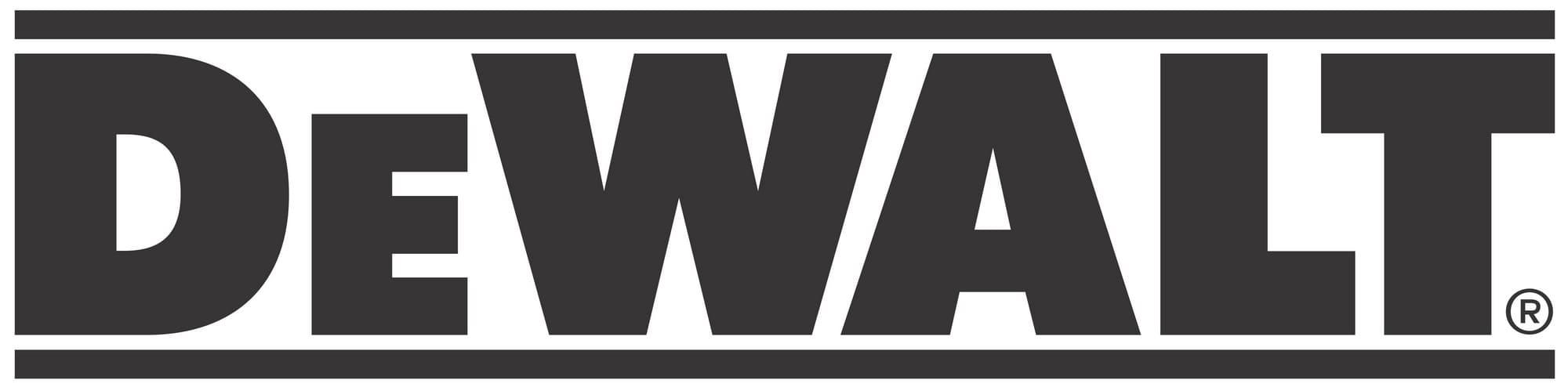DeWalt Logo [PDF] Download Vector.