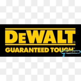 Dewalt Logo PNG and Dewalt Logo Transparent Clipart Free.