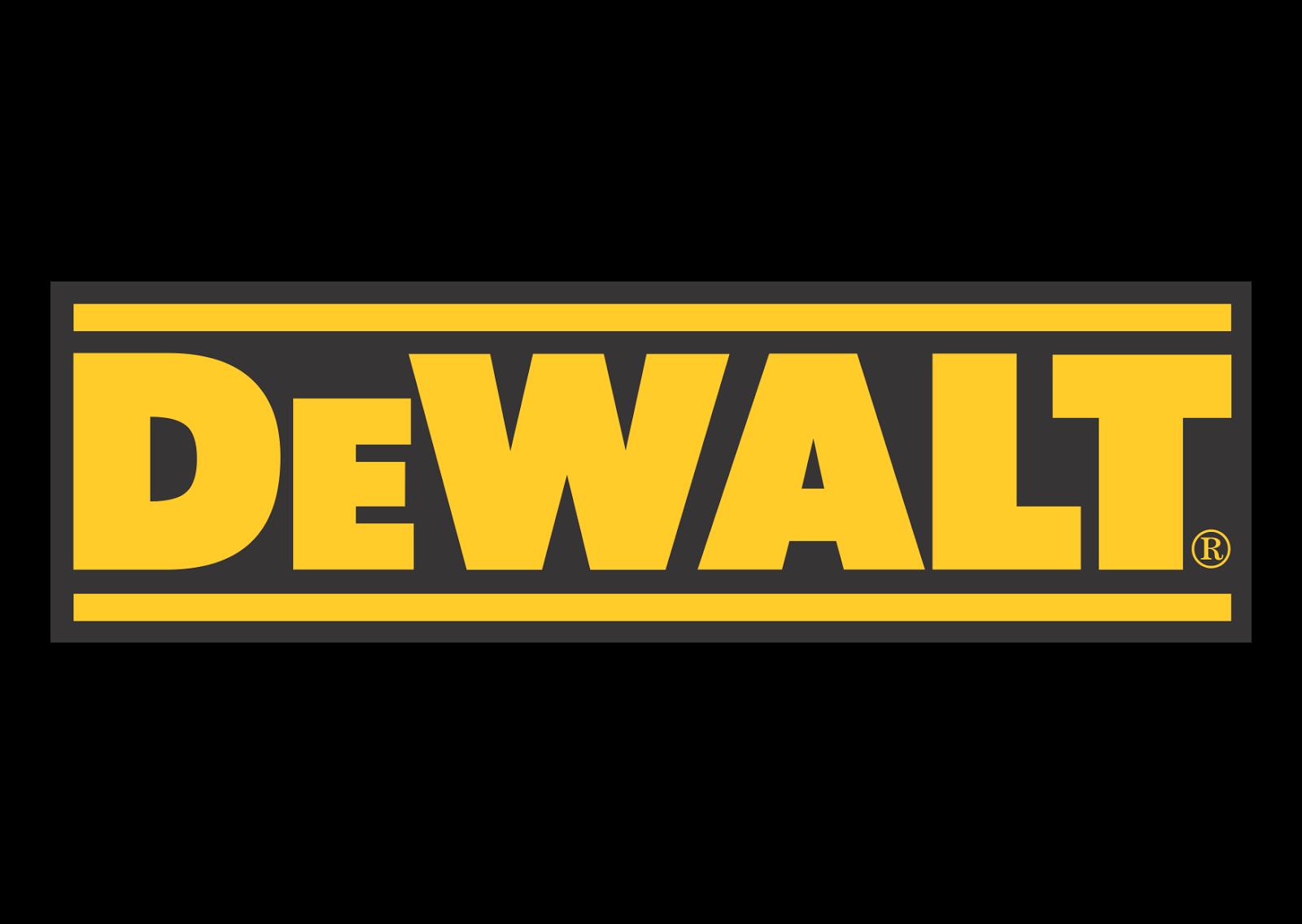 Dewalt Logo Vector.