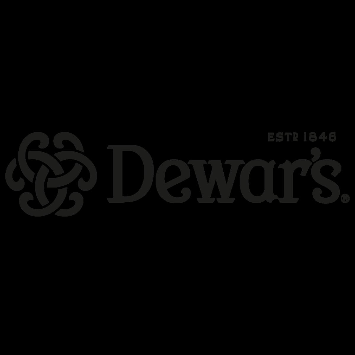 Dewar's.