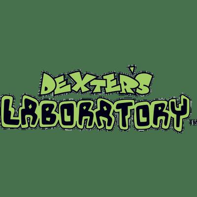 Dexter\'s Laboratory Logo transparent PNG.
