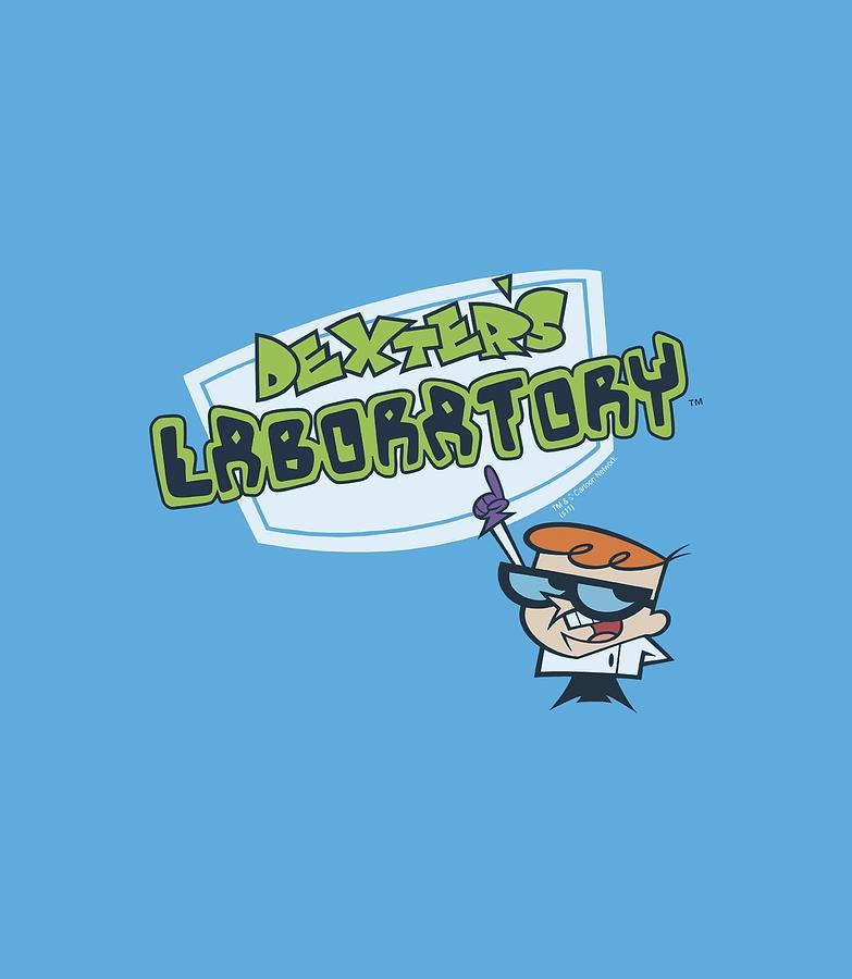 Dexter\'s Laboratory.