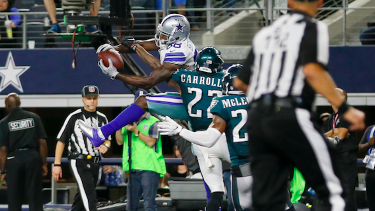NFL VP of Officiating admits Dez Bryant caught it, this time.