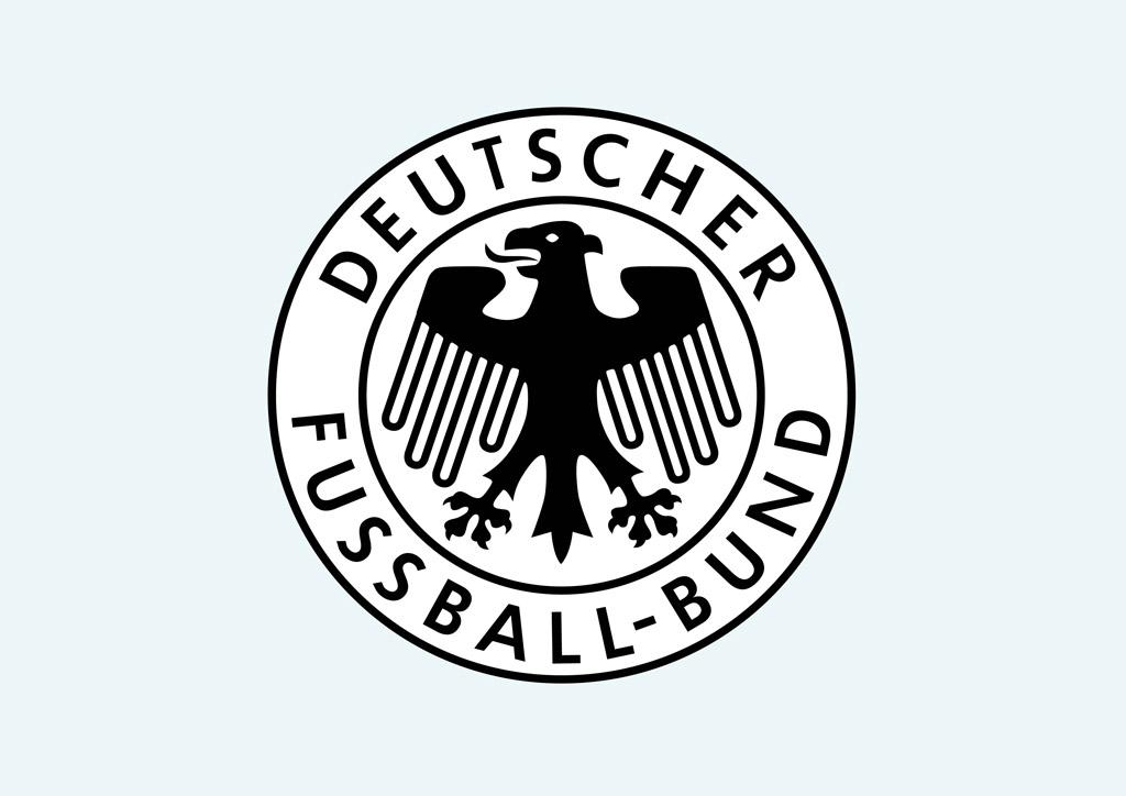 Deutscher Fussball Bund Vector Art & Graphics.