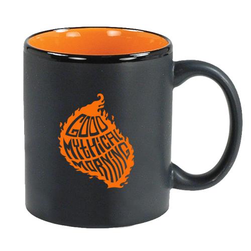 Mug Good Mythical Morning Rhett and Link Coffee DFTBA.