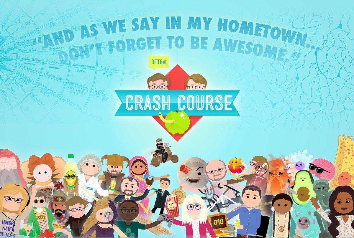 CrashCourse.