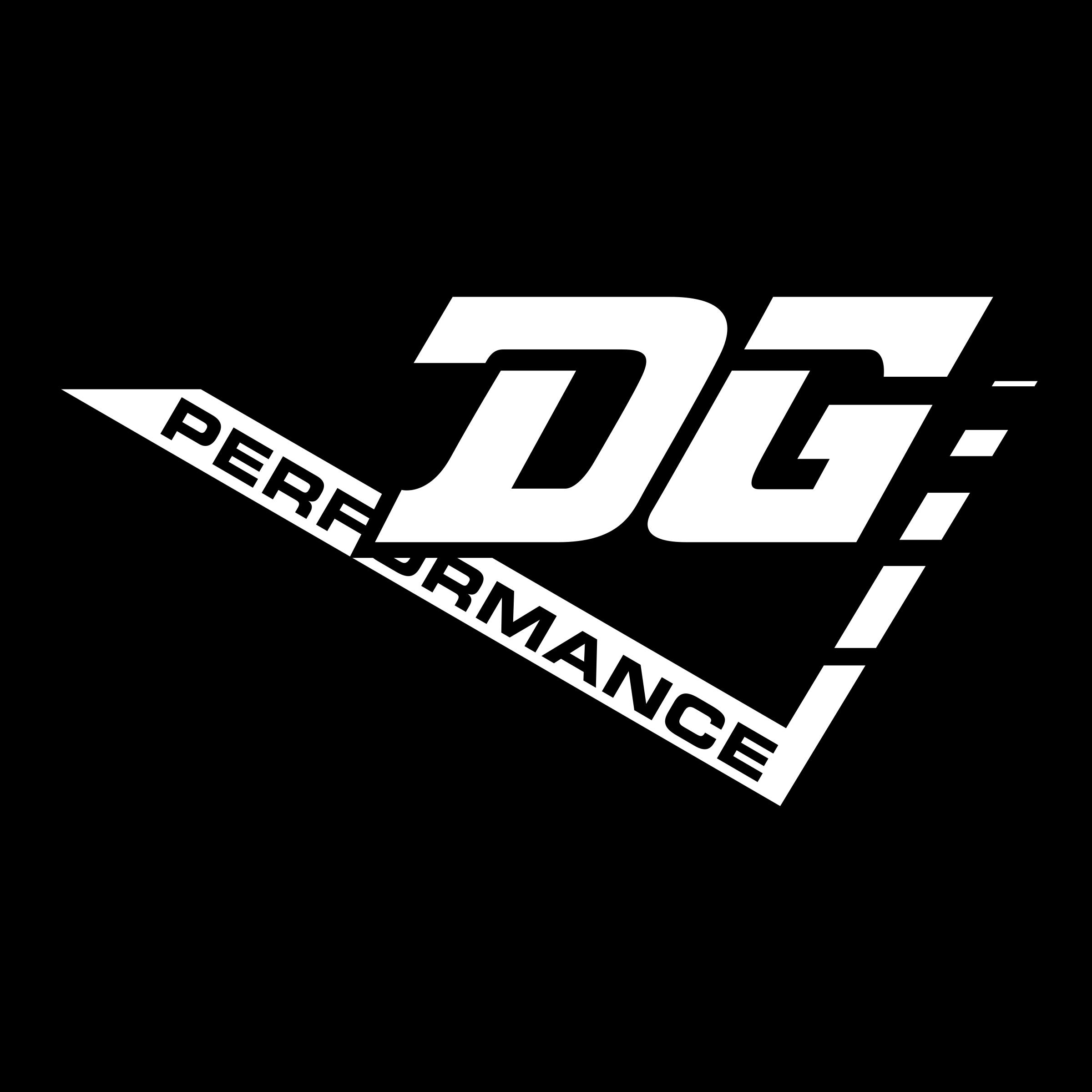DG Performance Logo PNG Transparent & SVG Vector.