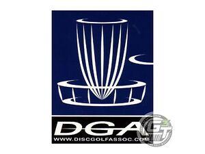 Details about DGA LOGO Disc Golf 3.8\