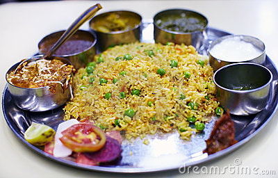 Thali Stock Photos, Images, & Pictures.