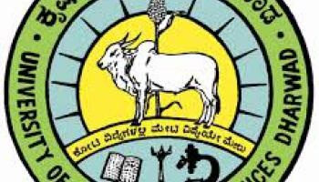 Faculty jobs in University of Agricultural Sciences Dharwad.