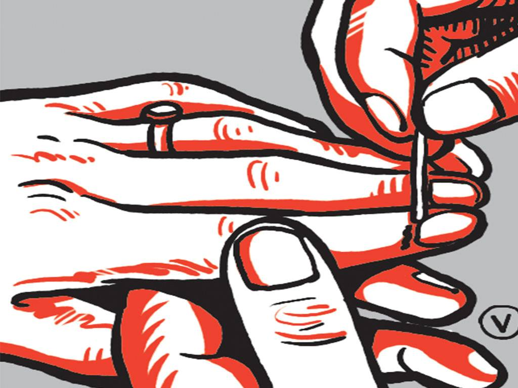 civic polls in nagpur: Alleged murderers and molesters in fray for.