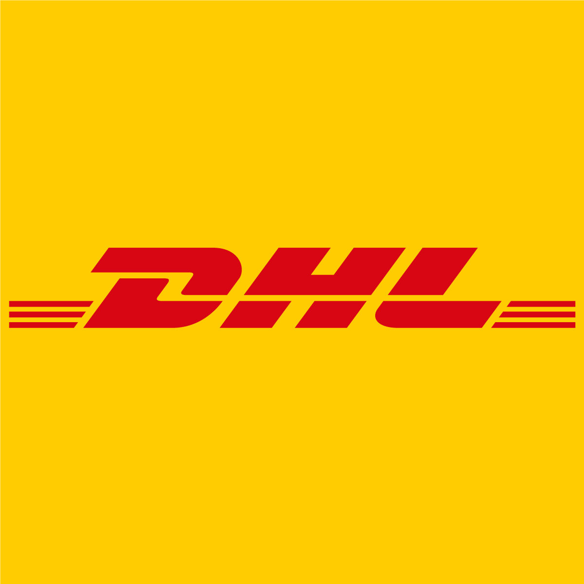 DHL Express Shipping.