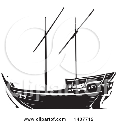 Royalty Free Stock Illustrations of Boats by xunantunich Page 1.