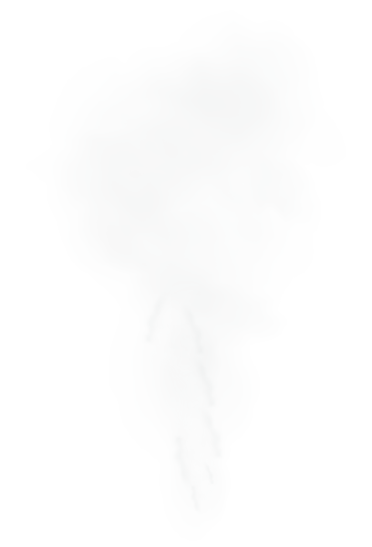 Smoke Transparent PNG Clip Art.