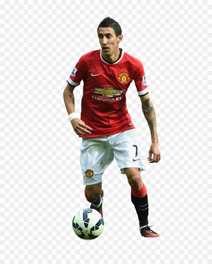 Di Maria Man Utd PNG Ángel Di María Manchester United F.c. Clipart.