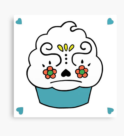 Cake Frosting Pun: Canvas Prints.