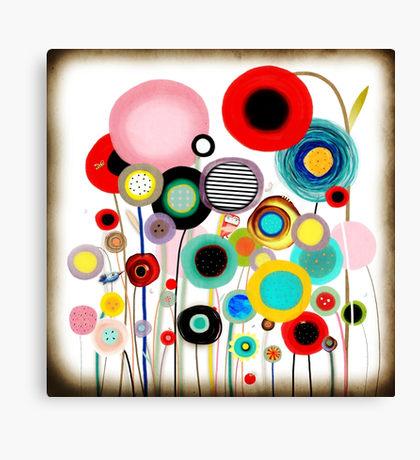 Te Quiero: Canvas Prints.