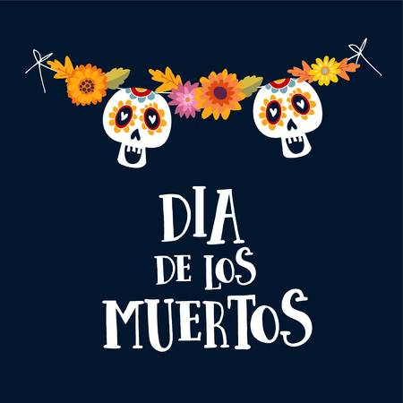 3,021 Dia De Muertos Stock Illustrations, Cliparts And Royalty Free.