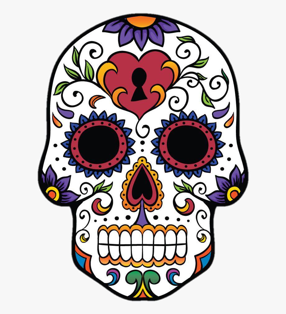 Dia De Los Muertos Clipart Skeleton.