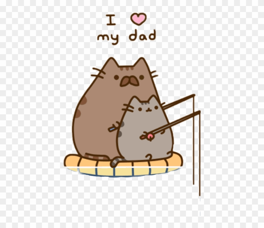 Pusheen Cat.