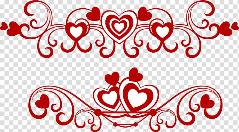 White and red hearts , Dia dos Namorados frame Dating Love.