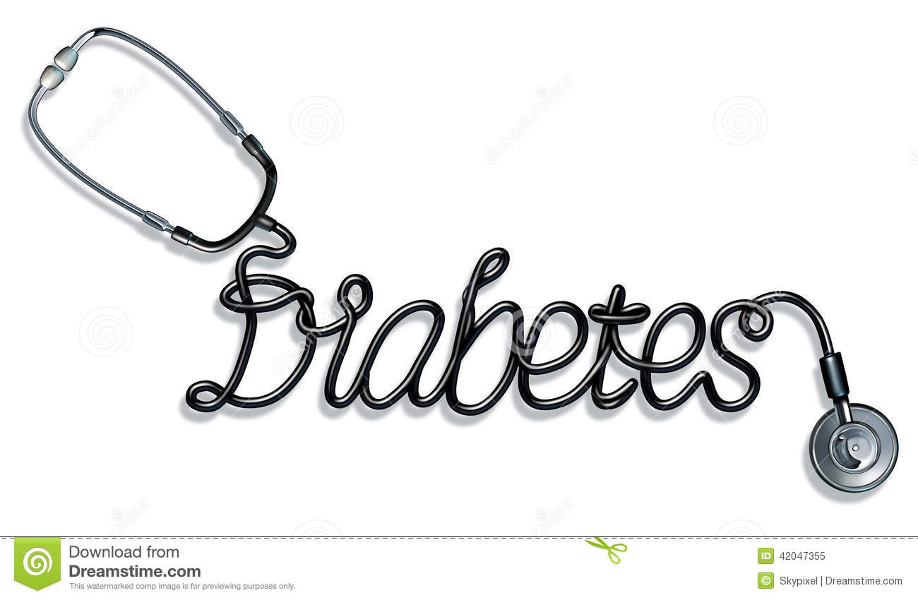 Diabetes Stock Illustrations.