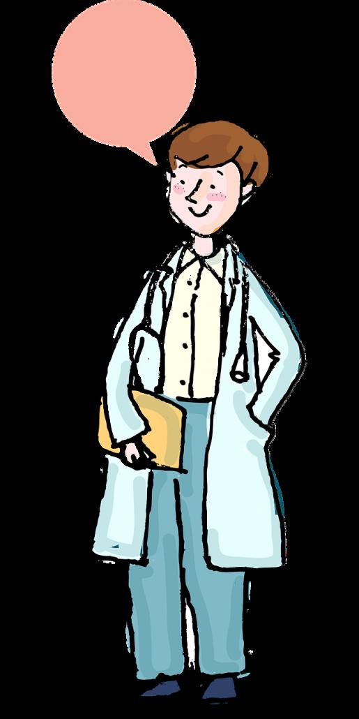 Patient clipart diagnosed, Patient diagnosed Transparent.