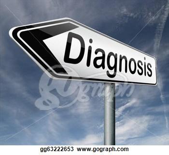 Diagnosis Clip Art.