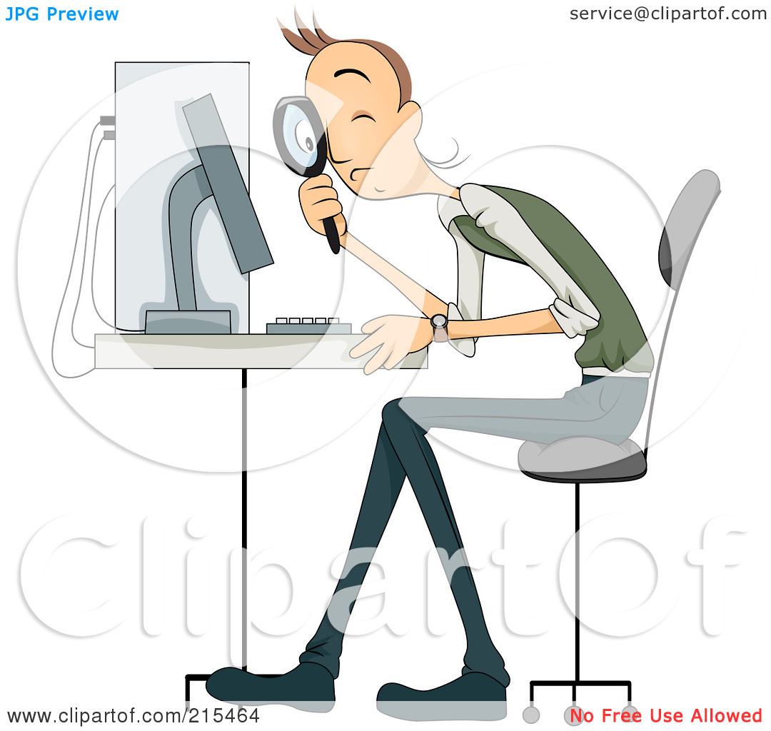 Diagnostics clipart.