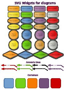 Diagrams Clip Art Download.