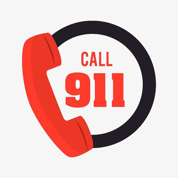 911 clipart 911 phone, 911 911 phone Transparent FREE for.