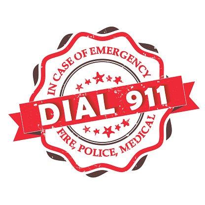 Dial 911.