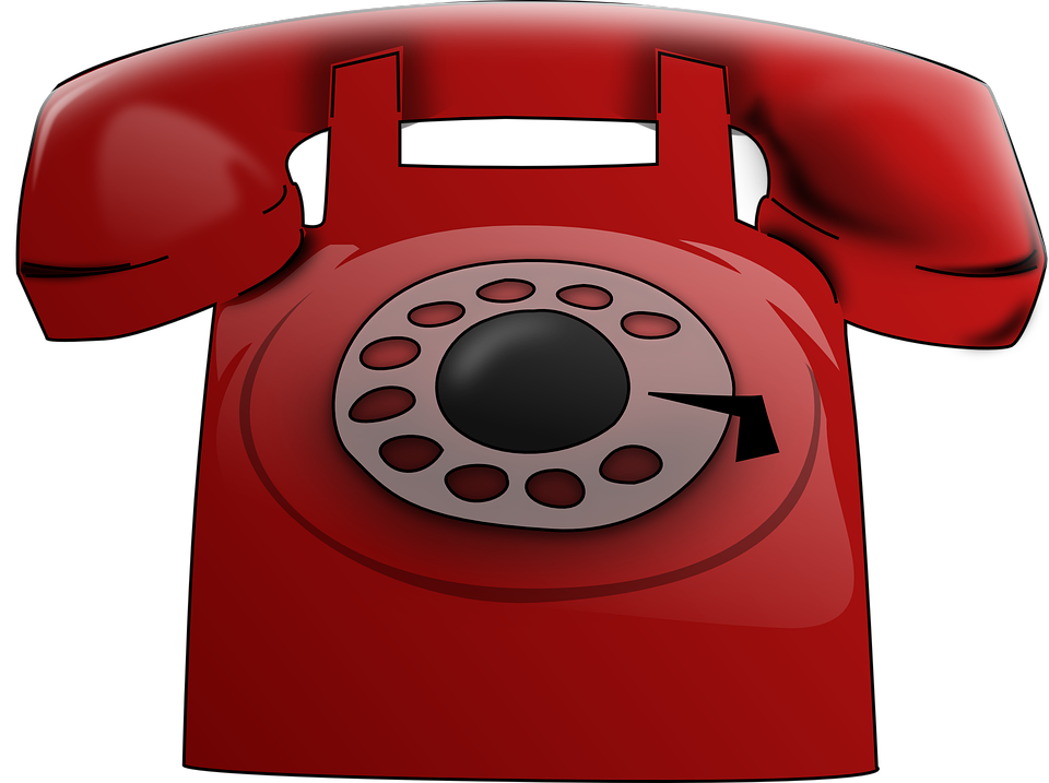 Free vector graphic: Dial Plate, Telephone, Phone, Dial.