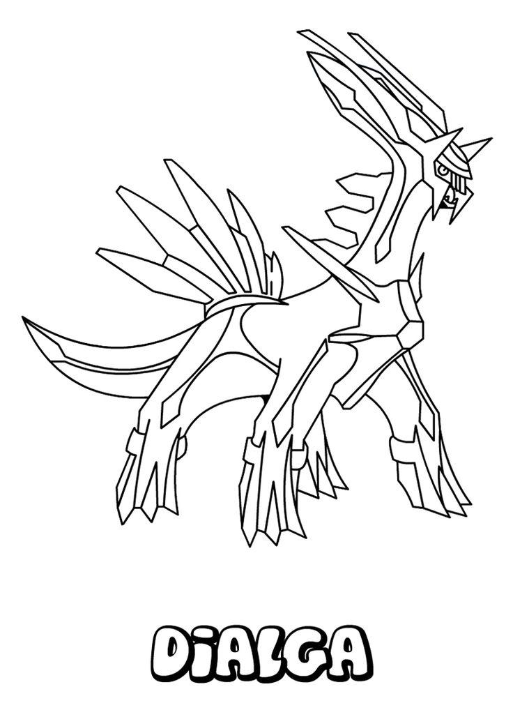 Pokemon Dialga Clipart.
