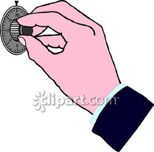 Clipart dial.