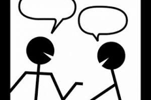 dialogue clip art #10