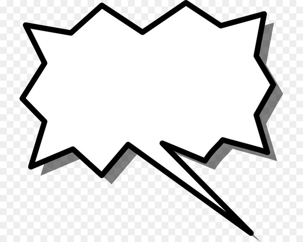 Speech balloon Comic book Clip art.
