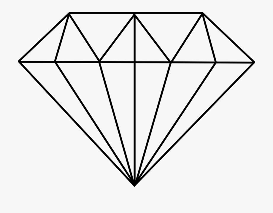 Diamante Desenho, Cliparts & Cartoons.