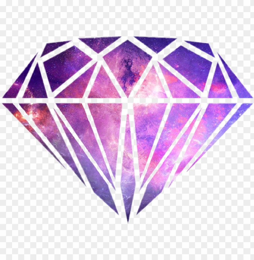 alaxy diamond tumblr transparent png galaxy diamond.