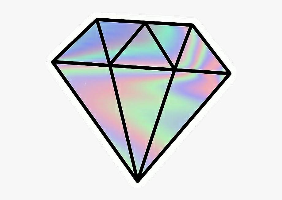 Transparent Blue Diamond Png.