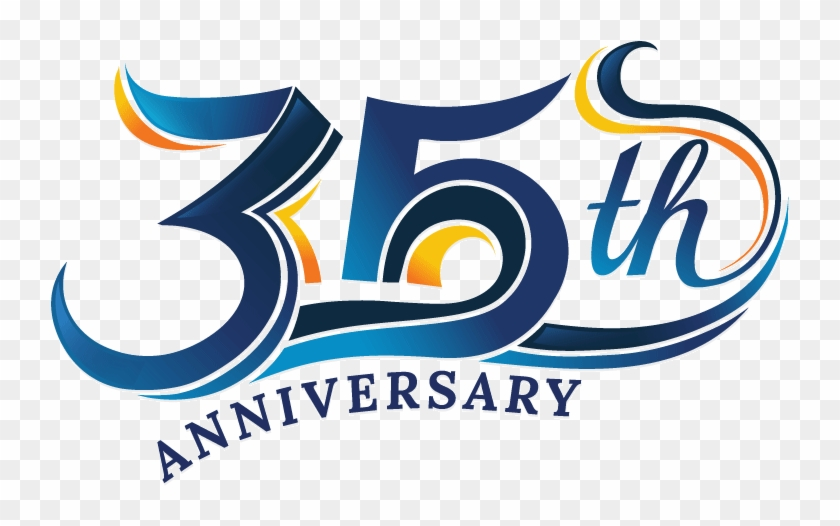35th Anniversary Clipart.
