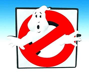 Ghostbusters LOGO Bank.
