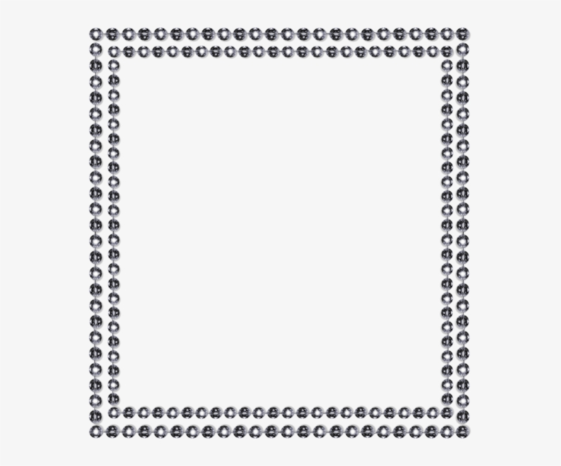 Diamond Border Png Clipart Transparent.