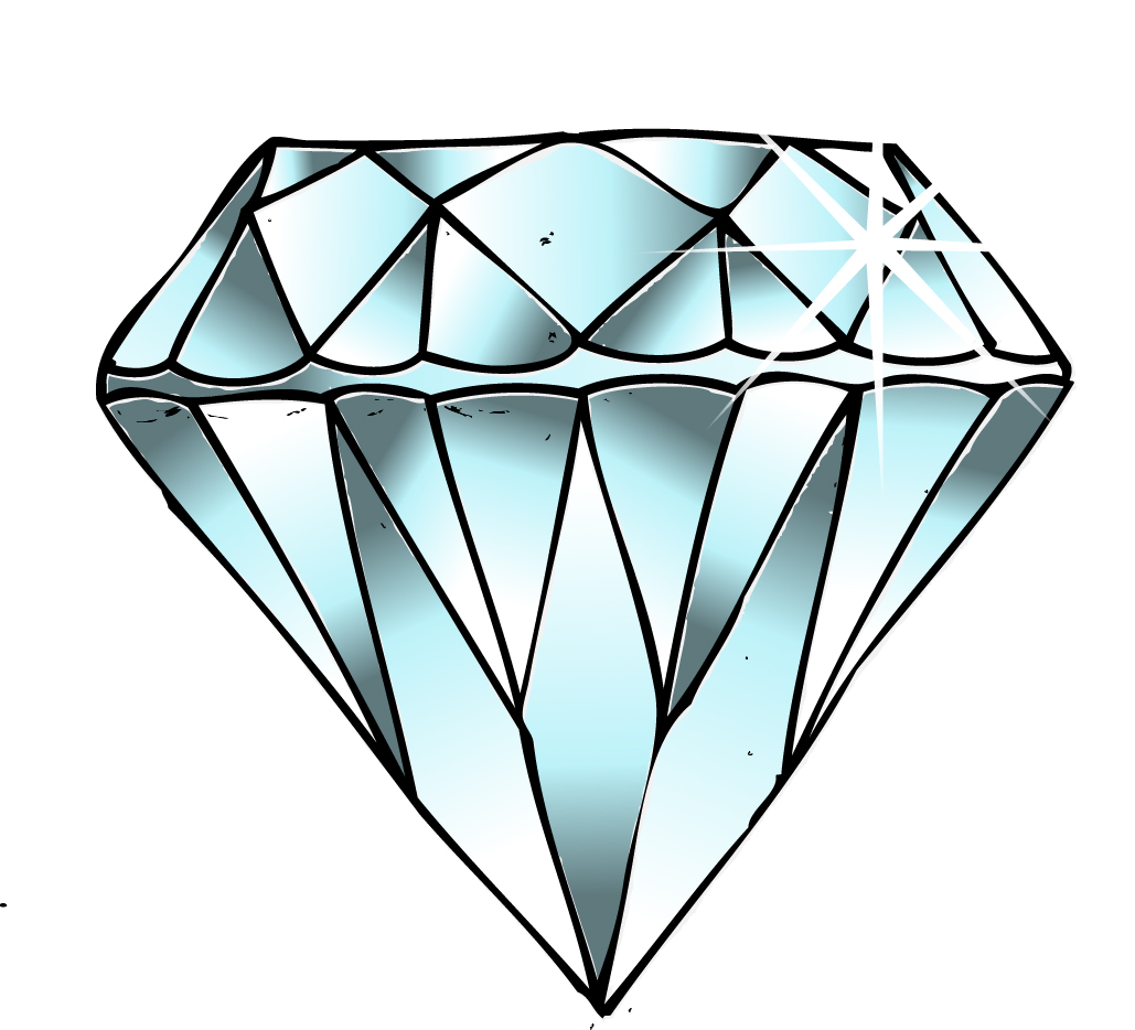 Diamond clip art illustrations diamond clipart vector 2.