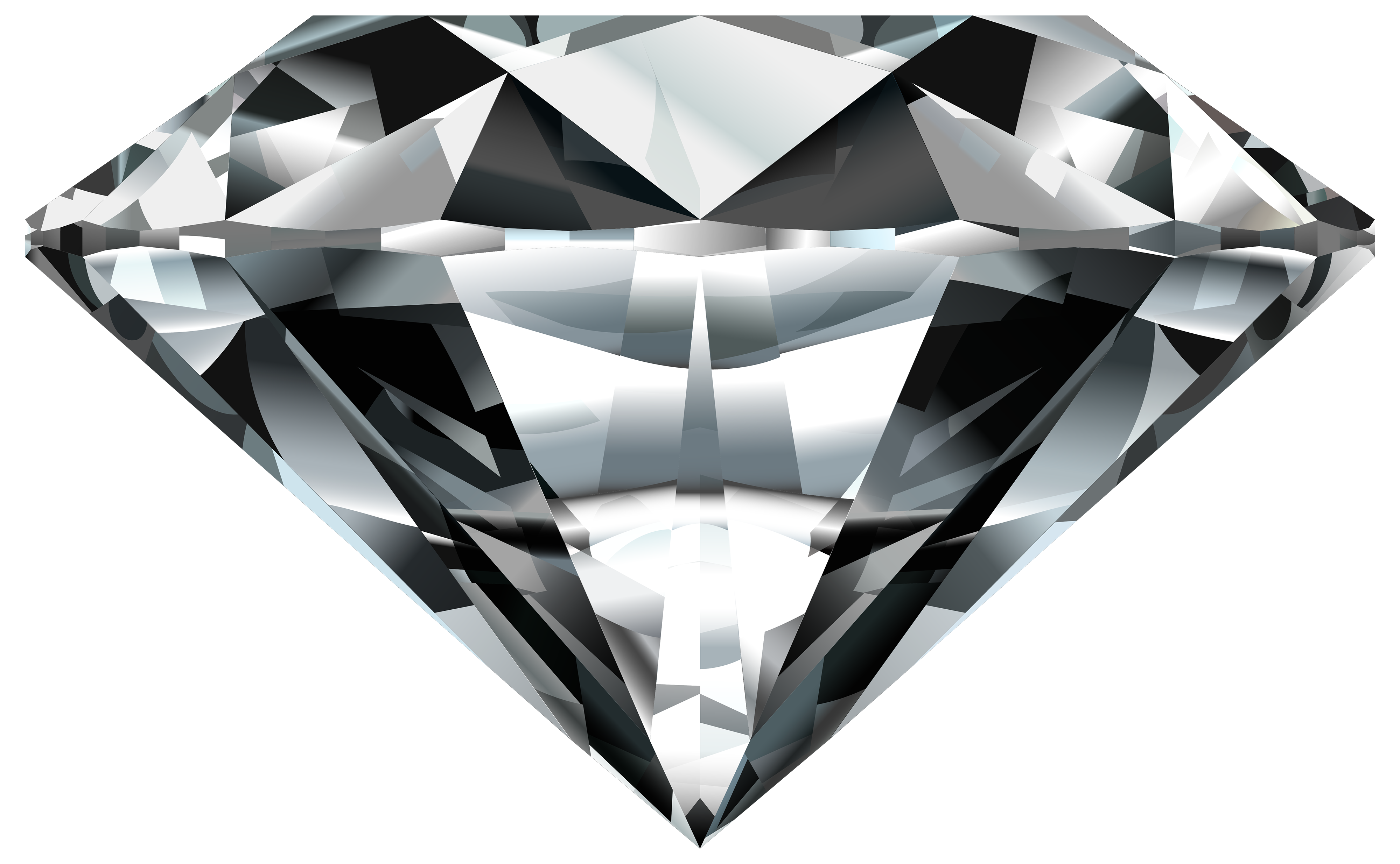 Diamond Gem PNG Clipart.