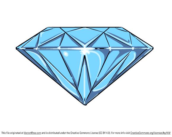 Free DIAMOND Vector, Download Free Clip Art, Free Clip Art.