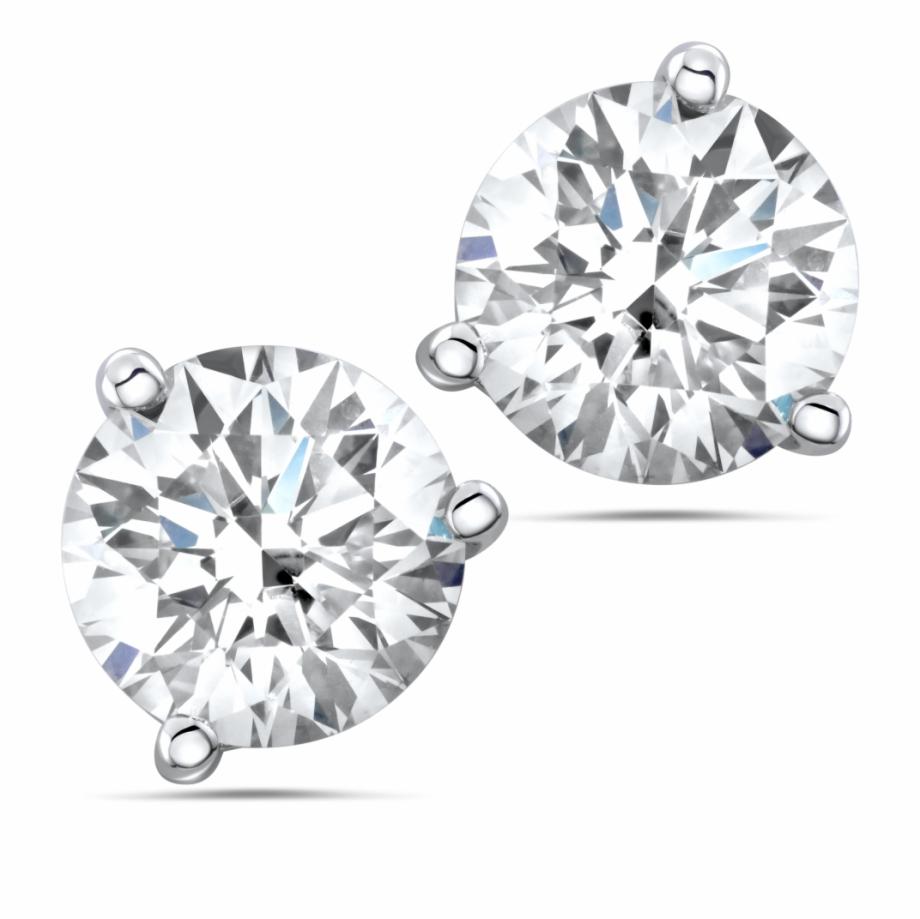 Diamond Earrings Png Transparent Background Transparent.