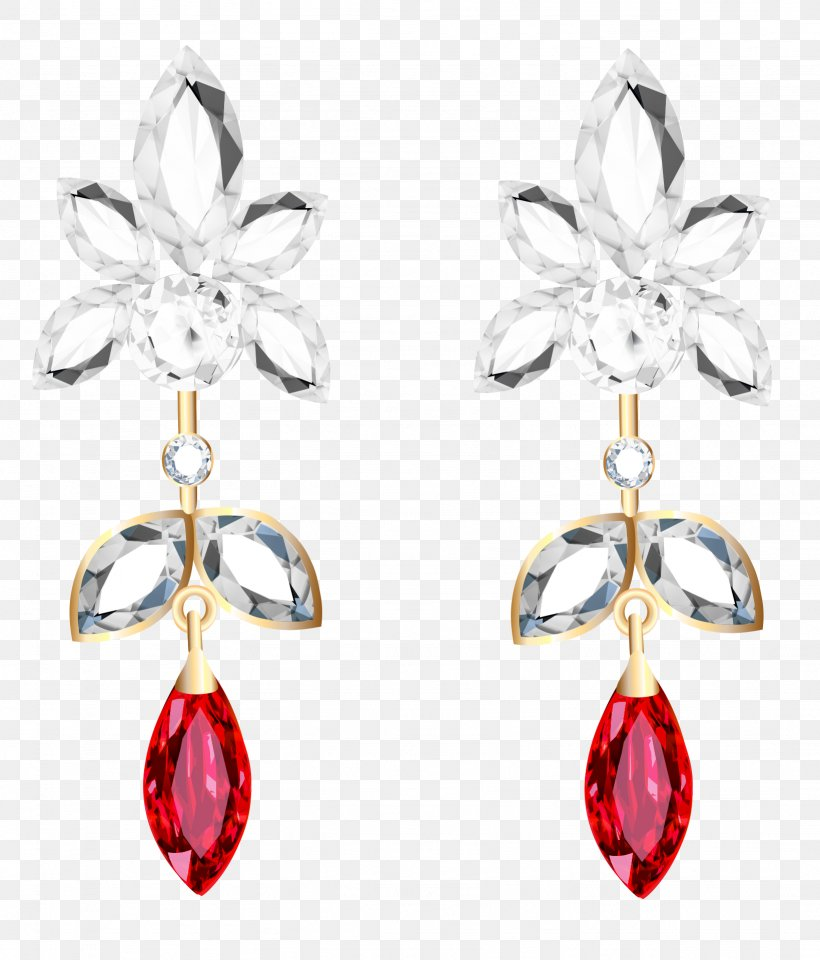 Earring Jewellery Necklace Clip Art, PNG, 1639x1919px.
