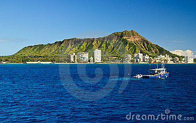 Diamond Head Hawaii Stock Photos, Images, & Pictures.